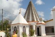 Индуистский храм (Порт-оф-Спейн остров Тринидад)