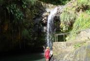 Водопад Аннандейл (остров Гренада)