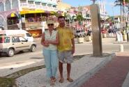 Столица Ораньестад (остров Аруба)