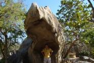Каменно-кактусовый парк (остров Аруба)
