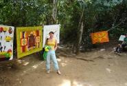 Творчество саманских малевичей (Доминикана, остров Гаити)