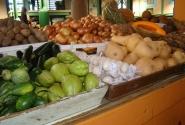 Фруктово-овощное королевство (Сент-Джонс, остров Антигуа)