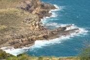 Побережье острова Антигуа