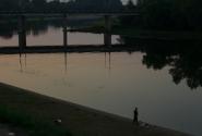 утренние рыбаки