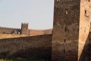 Стены генуэсской крепости