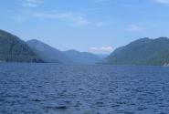 Телецкое озеро.