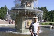 Я и мой друг фонтан