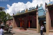китайский храм в Фантьхе