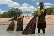 Ангола. Ловись рыбка большая и маленькая :о)