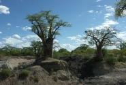 Ландшафты Африки - Ангола