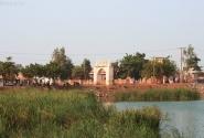 Памятник малийским стрелкам