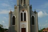 Рядом - католический собор