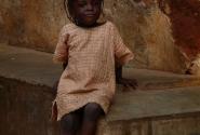 Девчушка из Уиды