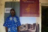 Директор археологического музея - Фарид
