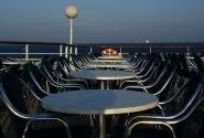 Ресторан на палубе