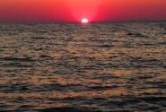 Солнце почти село, но зной не ушел...