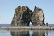 памятник природы- остров Арка