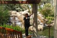 В своем отеле