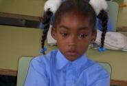 В Доминиканской школе - наверное отличница