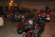 В музее машин короля Хусейна. Амман.