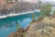 Осееняя река