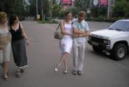 Танцы в городе