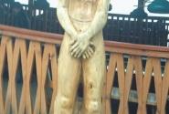 Буратино. Фото для Плейбоя