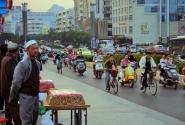 Продавец сладостей в Гуйлине