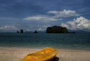 пляж Танджунг-Ру