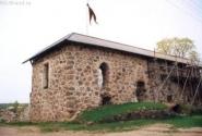 Руины лимбажского замка