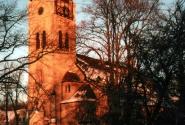 Солнце в старом городе