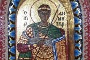 Икона Св.Великомученника Дмитрия