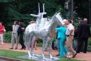 конь-амфибия