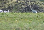 Кунги МЧС и палатка пермяков