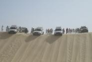 Экстримальное джип-сафари по маршруту Париж-Дакар