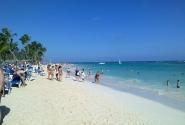 пляж BAVARO