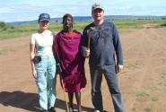 мы с масаем