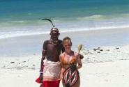 фото на память с масаем