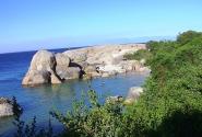 пляж Боулдерс Бич