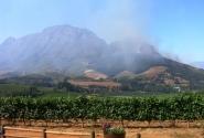 вершины в дыму