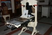 старинный печатный станок