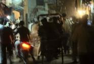 Ночная улица, Джайпур