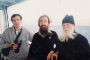 А это годом раньше мы с отцами проплыли по пяти странам из Одессы на пароходе Одесса-сан