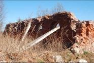 похоже, именно это остатки главного дома