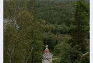Вид на Храм Воскресения Христова с г.Голгофы