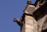 Химера на Церкви Св.Эулалии