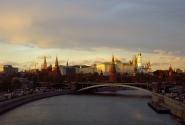 Недалеко (по московским меркам) от места купания Ивана Бездомного.