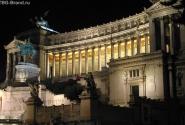 Это не дворец! Памятник Виктору Эммануилу II