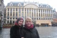 Девушки с площади Гран Пляс