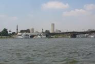 Нил в Каире.